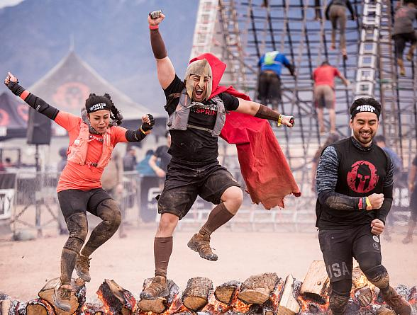 Spartan Race Las Vegas >> Spartan S Laughlin Weekend To Feature First Ever Spartan Kids World