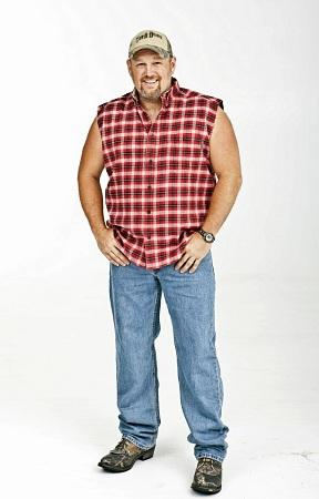 """Git-R-Done"" Larry The Cable Guy at Cannery Casino April 21"