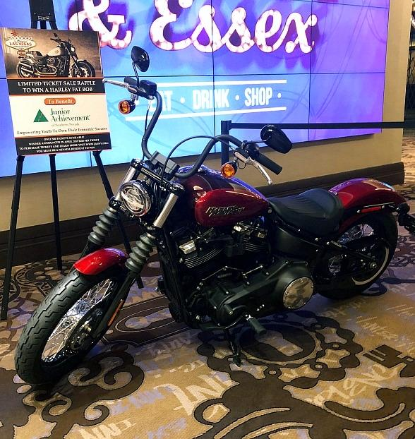 """Junior Achievement of Southern Nevada Announces """"Harley Gives a HOG"""" Fundraiser with Las Vegas Harley-Davidson"""