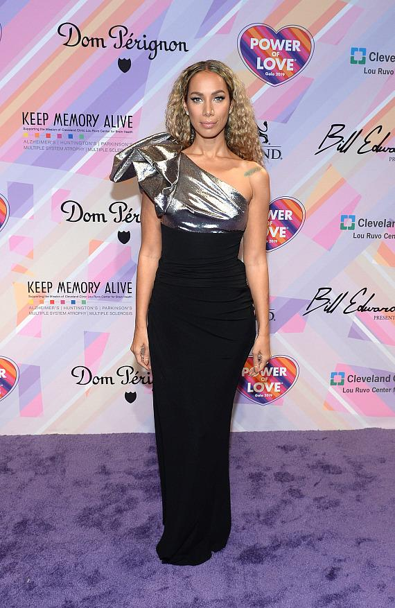 Leona Lewis at Keep Memory Alive's 23rd Annual Power of Love Gala