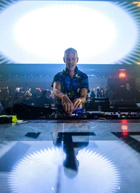 LiFE Nightclub welcomes headliner Fatboy Slim