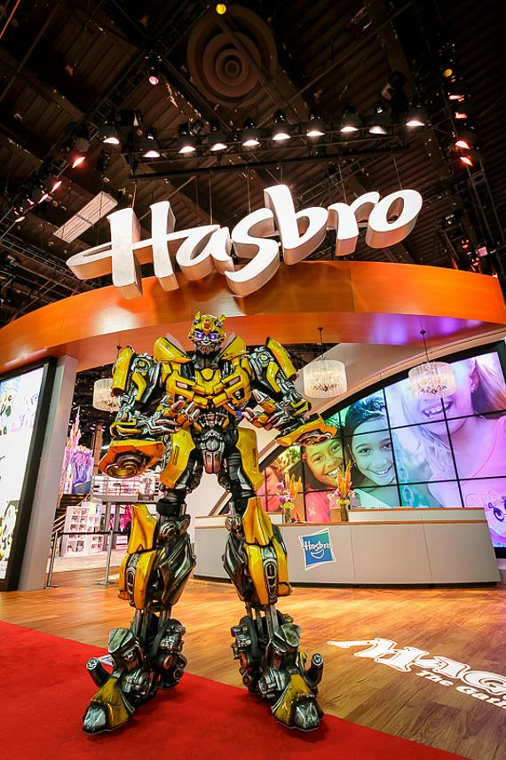 Hasbro at Licensing Expo 2014