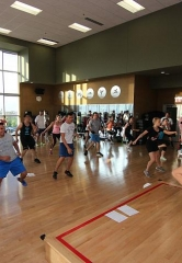 Hips Don't Lie: Life Time Athletic Green Valley to Throw 'Hips and Lips' Fitness Mixer