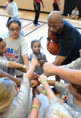 Former NBA Stars to Host Ultimate Hoops Training Clinic at Life Time Athletic Summerlin January 13-14