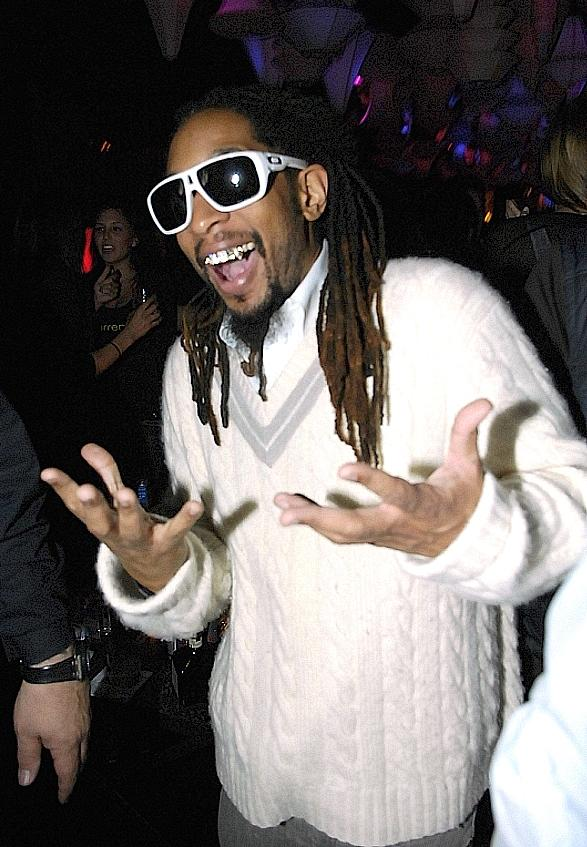 Lil Jon at Blush Boutique Nightclub at Wynn Las Vegas