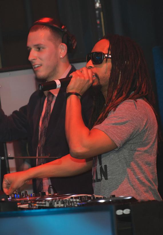 Lil Jon at Marquee