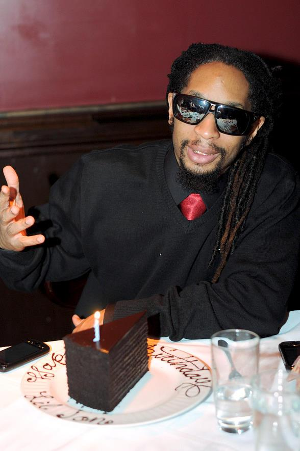 Lil Jon Celebrates Birthday at Strip House in Planet Hollywood