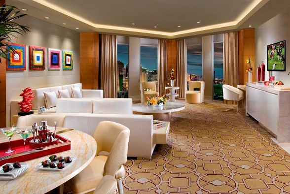 Luxurious Sky Villa Suites Unveiled at The New Tropicana Resort in Las Vegas