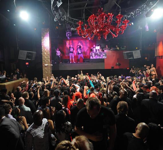 LMFAO host Worship Thursday at TAO