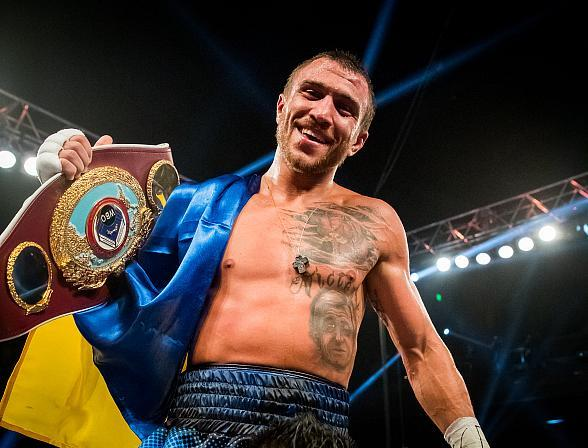 Lomachenko Stakes His Claim for Fighter of the Year with Walters Stoppage