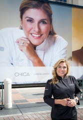 Chica's Lorena Garcia Joins Celebrity Chef Wall at The Venetian Las Vegas