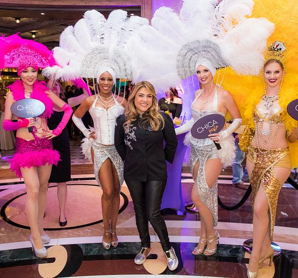 Stars Attend Grand Opening of Chef Lorena Garcia's Chica Las Vegas in The Venetian Las Vegas