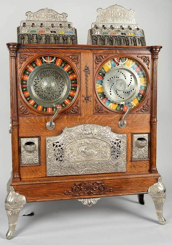 Morphy Auctions' May, 2017 Las Vegas Sales Event to Present an Outstanding Array of Coin-Op Machines, Music Boxes, and Gaming Related Merchandise