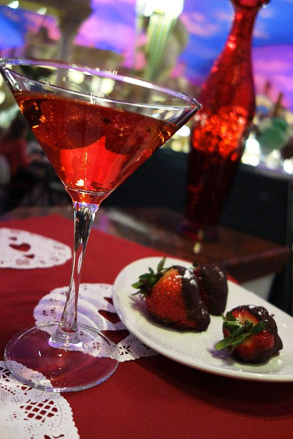 Love Is In The Air with Trevi's 'That's Amore' Menu this Valentine's Day