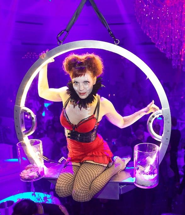 Lucent Dossier at Bagatelle Grand Opening