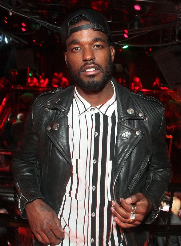 Luke James Performs at The Bank Nightclub in Las Vegas