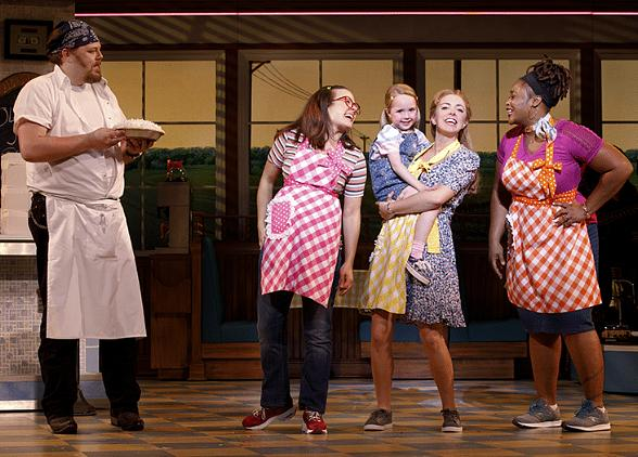 "The Smith Center Seeks Young Female Child Actress for Hit Broadway Show on Tour; The Tony Nominated Musical ""Waitress"" Is Searching for ""Lulu"""