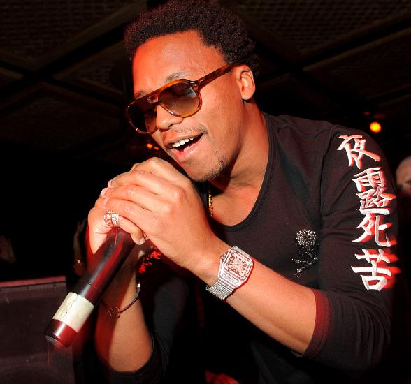 "Lupe Fiasco celebrates release of new album ""Lasers"" at Lavo Las Vegas"