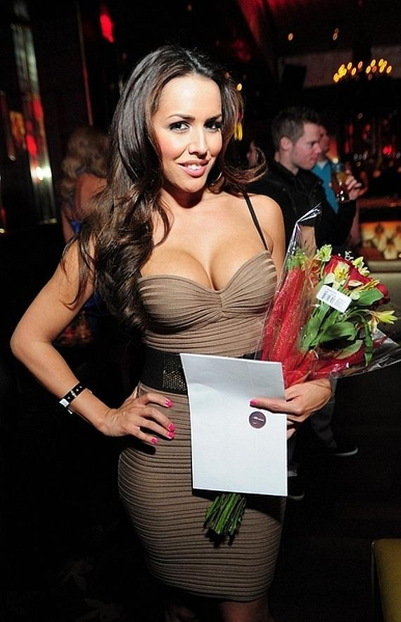 Lynette Lobato - Miss Playboy Club for January 2011