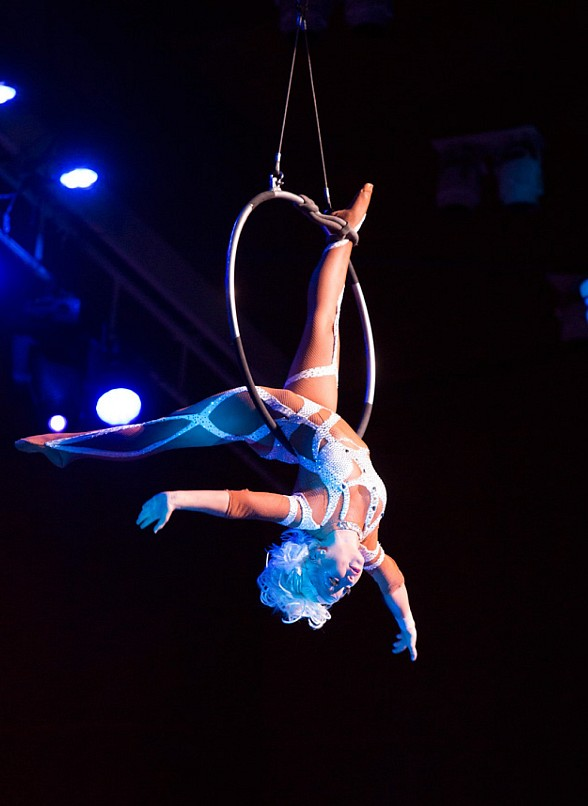 "Orleans Arena to Host ""Cirque Musica Holiday Spectacular"" Live on Dec. 14"