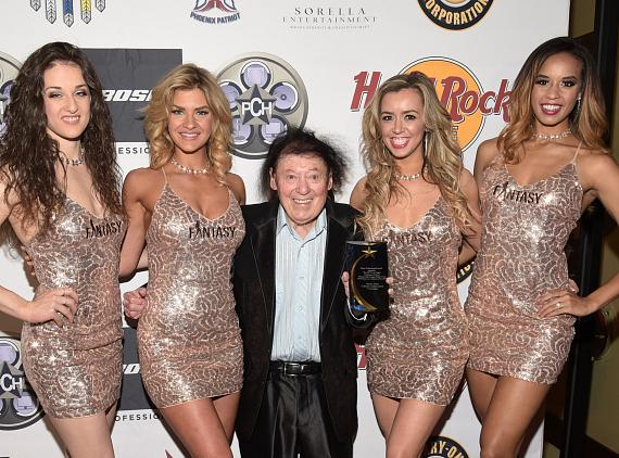 Marty Allen and Dancers of FANTASY