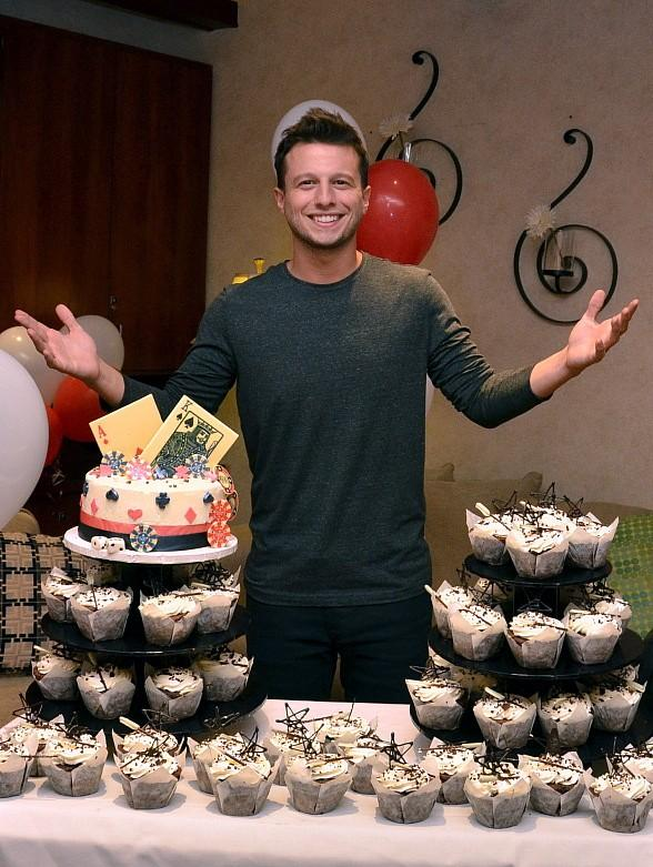"""""""Mat Franco - Magic Reinvented Nightly"""" Celebrates First Anniversary at The LINQ Hotel & Casino in Las Vegas"""