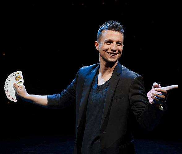 Magician Mat Franco Celebrates First Anniversary on The Strip with Month-Long Supply Drive Benefiting The Animal Foundation July 29-Sept. 2
