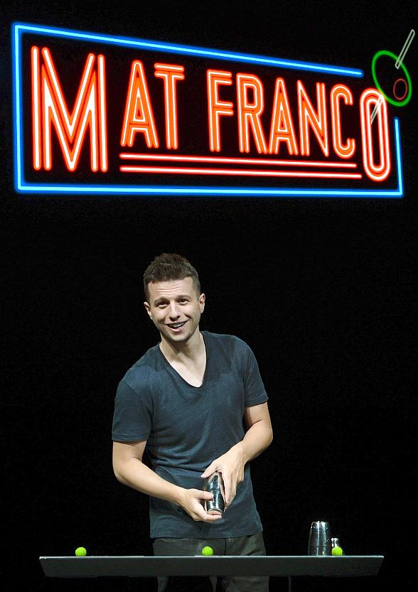 """Mat Franco – Magic Reinvented Nightly"" Celebrates Grand Opening at The LINQ Hotel & Casino in Las Vegas"