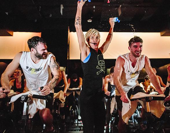 SoulCycle and The Chainsmokers Launch Retail Collaboration With Celebratory Ride at SoulCycle Las Vegas