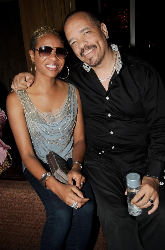 MC Lyte and Ice T at LAVO