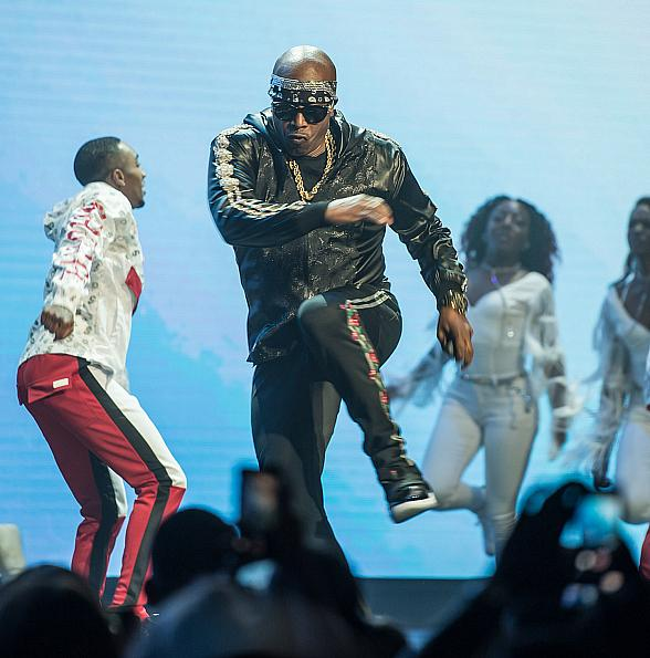 MC Hammer Brings the Party to Las Vegas
