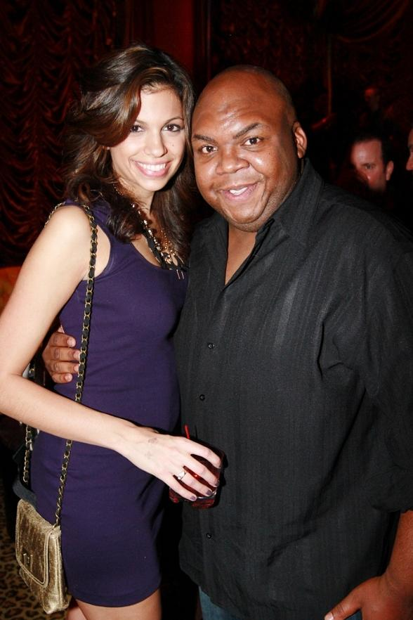 Windell Middlebrooks Parties at Surrender Nightclub at Encore Las Vegas