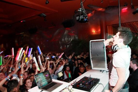 Porter Robinson's DJ Residency Debut at Surrender