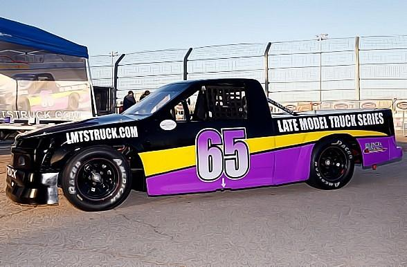 Late Model Truck Series Returning to Action This Summer at The Bullring at Las Vegas Motor Speedway