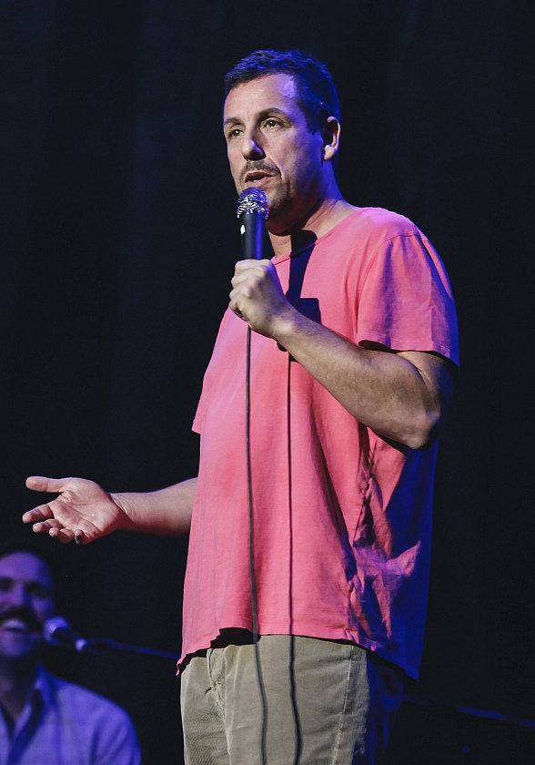 Adam Sandler Added to Entertainment Lineup at The Cosmopolitan of Las Vegas