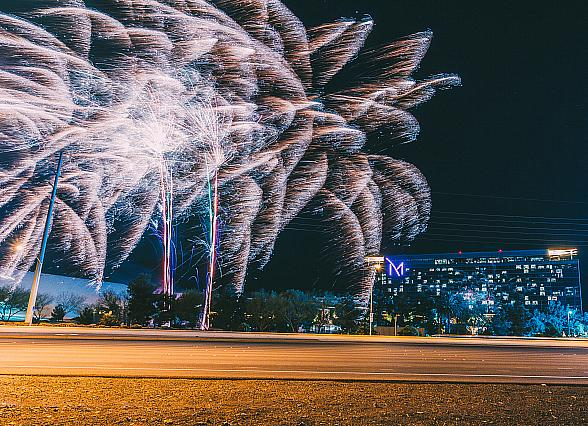 Celebrate a Spectacular Fourth of July at M Resort Spa Casino with Fireworks, Holiday Buffet and Casino Promotions