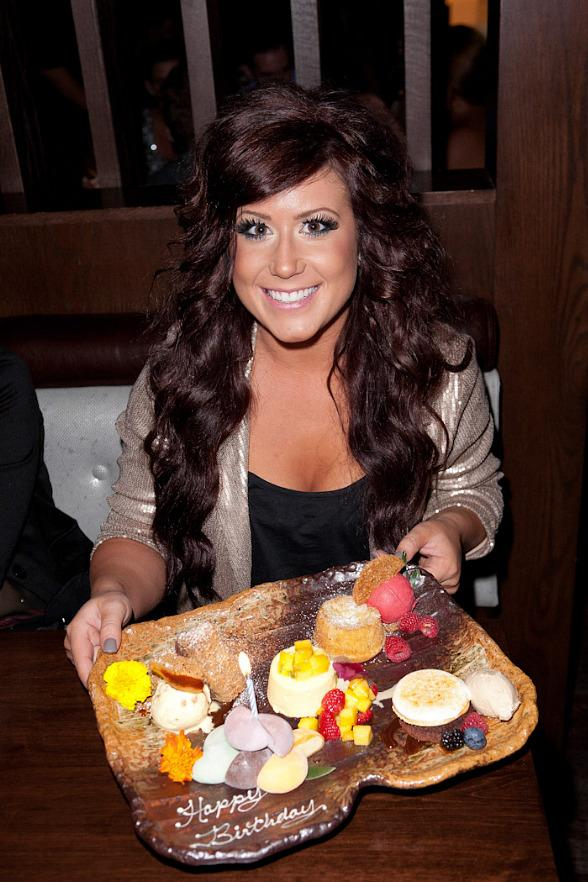 Teen Mom 2 Star Chelsea Houska Celebrates 21st Birthday at Social House Las Vegas