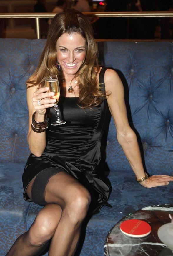 """""""Real Housewives of NYC"""" Kelly Bensimon at The Palazzo"""