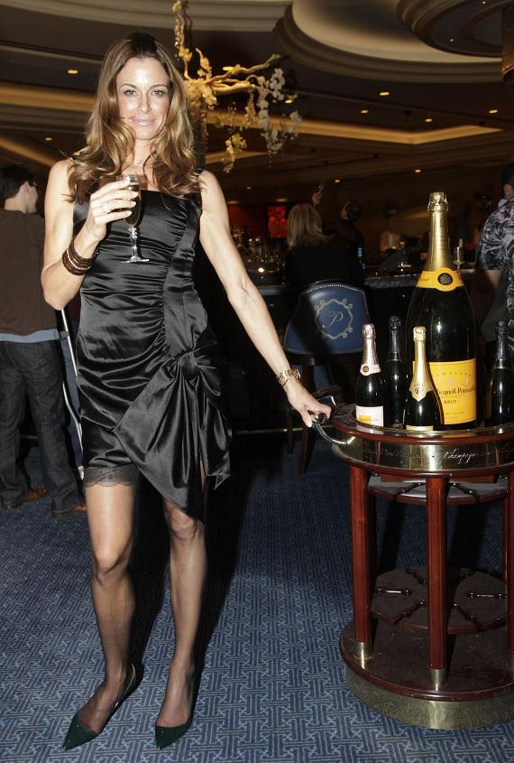Real Housewives of NYC Kelly Bensimon at The Palazzo