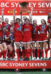 Downtown Grand Hotel & Casino Official Host Hotel for HSBC World Rugby Women's Sevens Series Teams