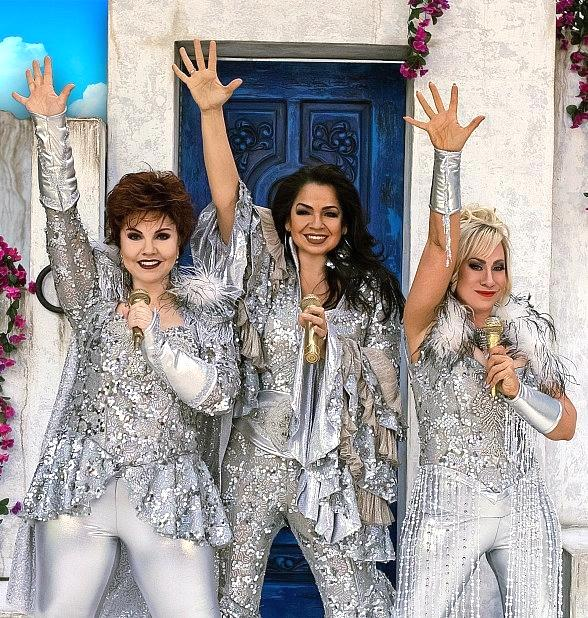 """""""Mamma Mia!"""" Scheduled for Two Weekends at the Henderson Pavilion: March 22-23 and March 29-30"""