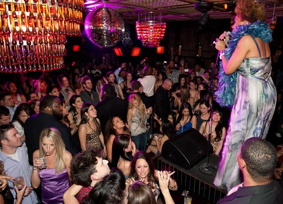 Macy Gray at LAVO