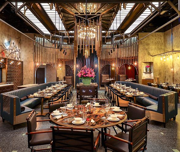 Cheers to 'Dim Sum & Drink Sum' Now Available at Mott 32 at The Venetian Resort Las Vegas