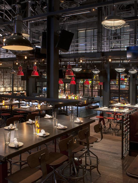 Double Barrel Roadhouse Opens Today at Monte Carlo Resort & Casino in Las Vegas