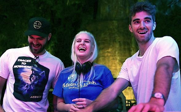 Wynn Nightlife Partners with Make-A-Wish Southern Nevada, Creates Over-The-Top Wish Reveal for Local 18-Year-Old, Including a Surprise Appearance by Wynn Nightlife Resident Act, The Chainsmokers
