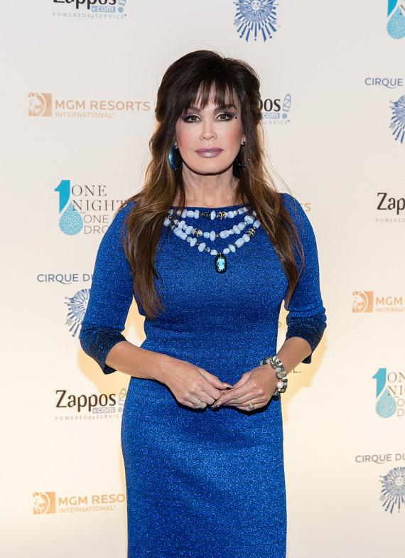 Marie Osmond at One Night for One Drop