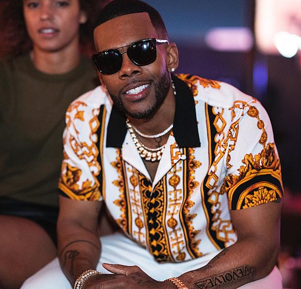 R&B Singer and Songwriter Mario Hosts Memorial Day Party at Chateau Nightclub & Rooftop in Las Vegas