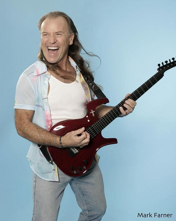 Mark Farner, Formerly of Grand Funk Railroad, to Rock the Suncoast Showroom June 11-12