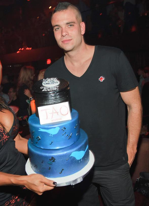 Mark Salling at TAO