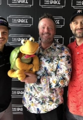 "Las Vegas Weekly's ""All The Vegas"" Podcast Hosts Strip Headliner Terry Fator on Latest Episode"